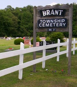 Brant Township Cemetery
