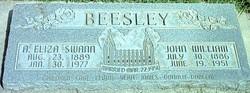A. Eliza <i>Swann</i> Beesley