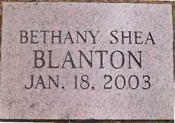 Bethany Shea Blanton