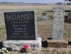 Timothy Randall Bloomfield Adams