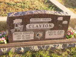 David Edward Clayton