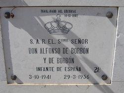 Alfonso Borb�n y de Borb�n