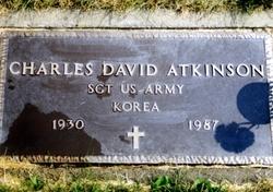Charles David Dave Atkinson
