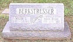 Anna <i>Belle</i> Berkstresser