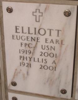 Eugene Earl Elliott