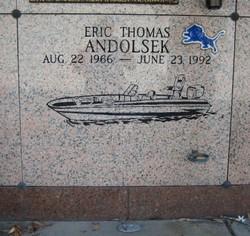 Eric Thomas Andolsek