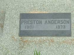 J Preston Anderson