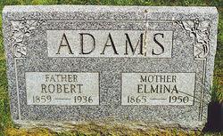 Elmina <i>Barrett</i> Adams