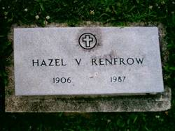 Hazel Veatrice <i>Brewington</i> Renfrow