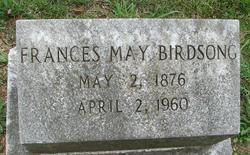 Frances May Birdsong
