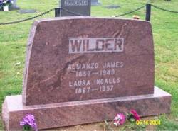 Laura Elizabeth <i>Ingalls</i> Wilder