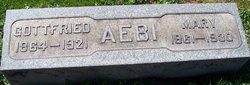 Gottfried Aebi