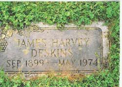James Harvey Deskins