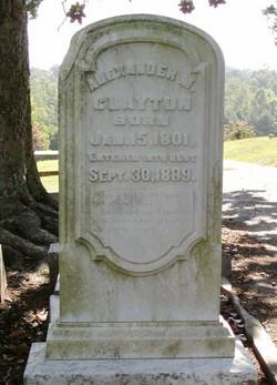 Alexander Mosby Clayton