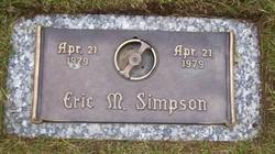 Eric M. Simpson