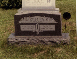 Ada Marie <i>Davis</i> Kelley