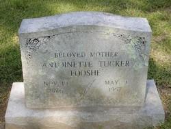 Antoinette <i>Tucker</i> Fooshe
