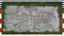 Connie W Blackwell