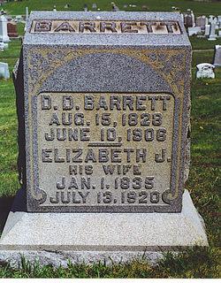 Daniel Dow Barrett