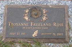Troyanne Freeland Ross