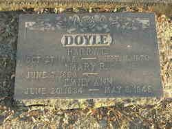 Harry Charles Doyle