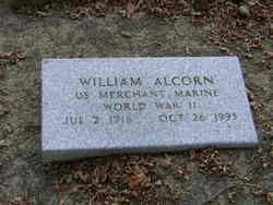 William Alcorn