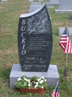 Jeanne <i>Poulton</i> Buckio