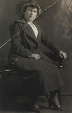 Myrtle Jane <i>Minard</i> Silverthorn