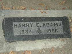 Harry Edward Adams