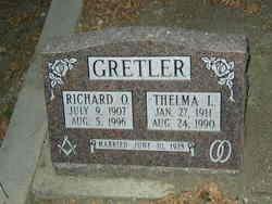 Thelma Leona <i>Adams</i> Gretler