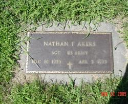 Nathan Franklin Akers