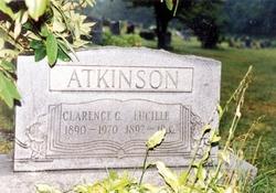 Lucille <i>Downing</i> Atkinson