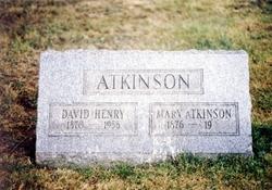 David Henry Atkinson