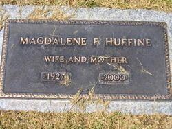 Magdalene Ferne <i>Joyce</i> Huffine