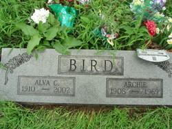 Alva Clarice <i>Roark</i> Bird