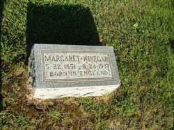 Margaret <i>Fleetwood</i> Winegar
