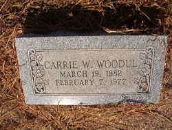 Carrie <i>Wren</i> Woodul