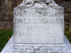 Mary Helm
