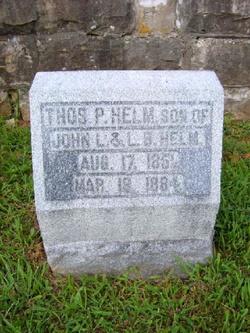 Thomas Pope Helm