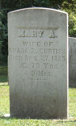 Mary Ann <i>Hard</i> Curtis