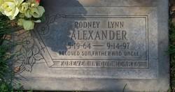Rodney Lynn Alexander