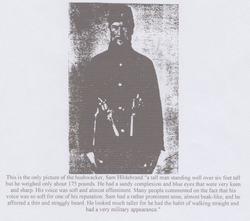 Maj Sam S. Sam Hildebrand
