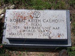 Robert Keith Calhoun