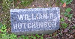 Rev William R Hutchinson