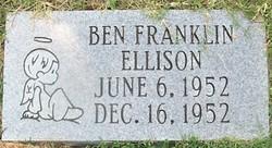 Ben Franklin Ellison