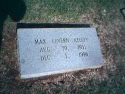 Max Lavern Kelley