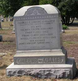 Mabel Florence <i>Greene</i> Sarubi
