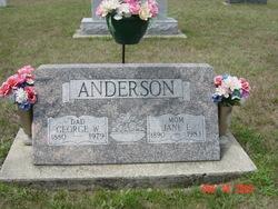 George Washington Anderson