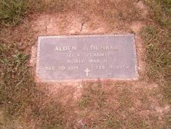 Alden J Dunbar