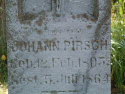 Johann Pirsch